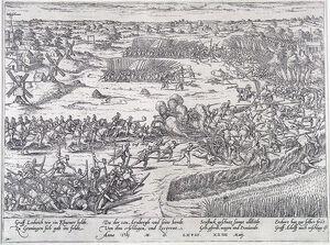 Battle of Sycharth Manor