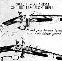 Ferguson Rifles manuel