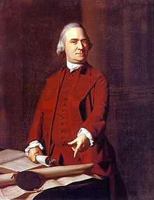 Samuel Adams, Alternate 2nd US President