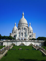 Le sacre coeur (paris - france)