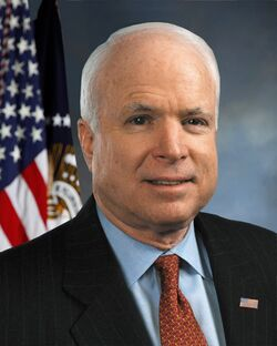 Official portrait of John McCain