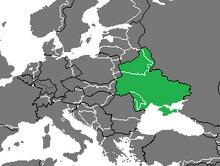 Location of Ukraine (Nuclear Apocalypse)