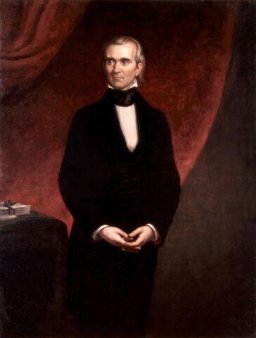 File:James Knox Polk by GPA Healy, 1858.jpg
