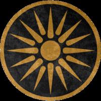 Macedon Shield