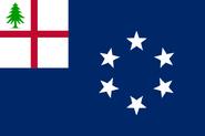Flag of New England 1988