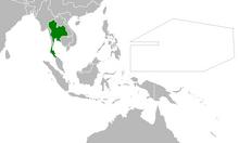 Location of Thailand (Myomi Republic)