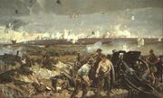 Storming Vimy Ridge, WWI