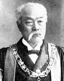 Masayoshi Matsukata suit