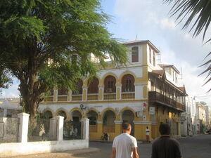 DJB Djibouti City scene (VegWorld)