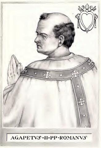File:Pope Agapetus II Illustration.jpg
