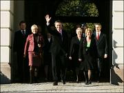 Stoltenberg Cabinet 2005
