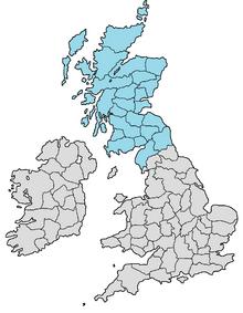 Scotland 2013 (Fascist Britain)