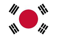 Korea Japan flag