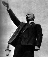 Lenin WWI