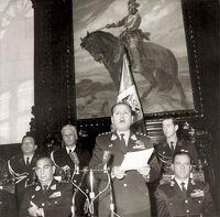 President Gral. Juan Velasco