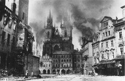 Bombing of Prague 1938 (WFAC)