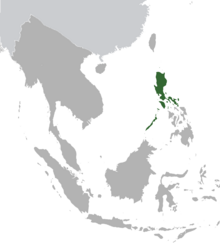 Map of North Maharlika