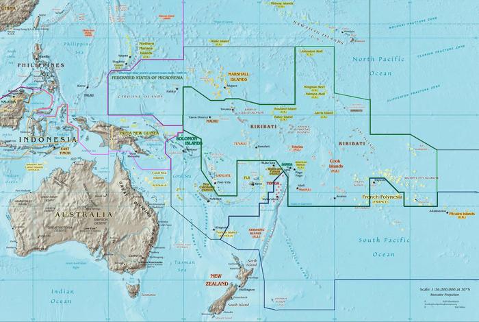 Pacific Ocean PM3 2