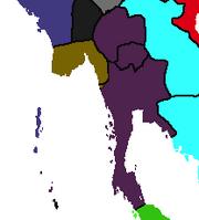Ayutthaya 1590
