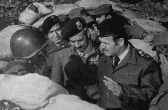 File:President Hafez al-Assad, Golan front, October 1973.jpg