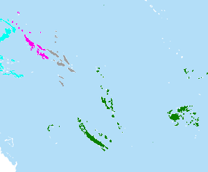 Soloman islands and polynesia