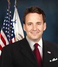 Portrait of Tim Pawlenty