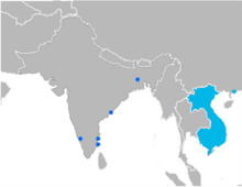 Location French India (TNE)