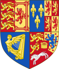 UK Coat of Arms 1720-1796