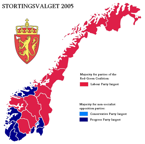 File:Stortingsvalget 2005 county results.png