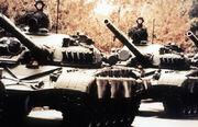 800px-Soviet T-72 main battle tanks