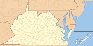 Counties of Virginia (Alternity)
