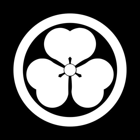 File:Japanese Crest Maru ni Katabami.png