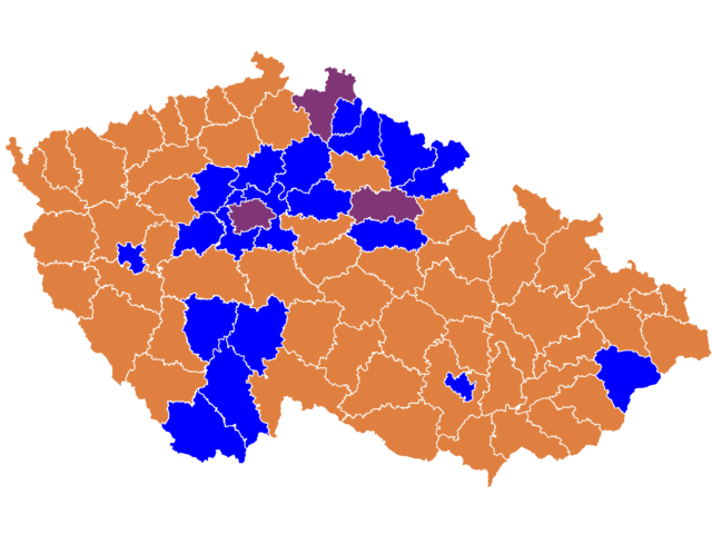 File:Czech parliament elections districts winner map 2010.png