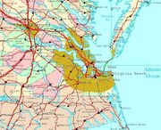 1983DD Hampton Roads Fallout Map