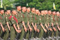 Brunei-military