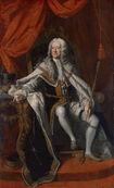 George II by Thomas Hudson