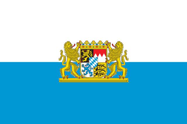 File:800px-Flag of Bavaria (striped) svgemblem.png