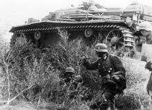 Bundesarchiv Bild 183-B28822, Russland, Kampf um Stalingrad, Infanterie
