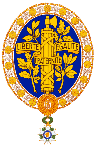 File:Coat of arms of France (UN variant).png