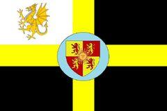 1 - Colonial Flag of Y Wladfa