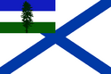 Flag of the Federation of Cascadia (Land of Empires).png