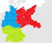 Annexations by Poland, France, and Britain