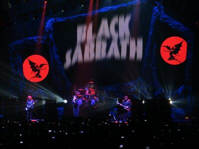 Black Sabbath -- Renaissance Tour