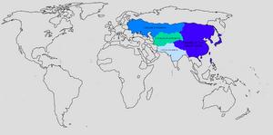 Mongols (Fidem Pacis)