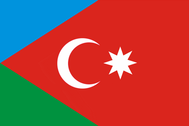 File:Flag of the Southern Azerbaijan National Awakening Movement.png