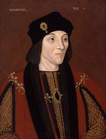 King Henry VII from NPG