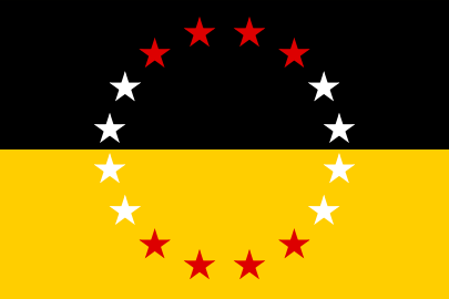 File:Flag of the United States of Greater Austria (Franz's World).png