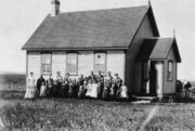 Wood Lake School-1896