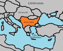 Bulgaria secunda