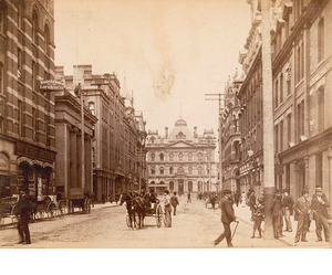 Karantóborg Street (The Kalmar Union)